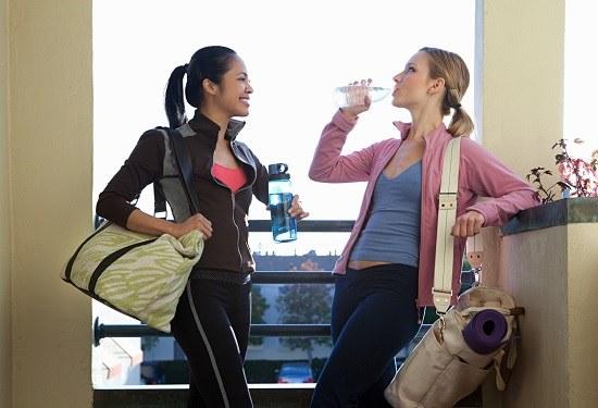 Как сшить женские спортивные сумки