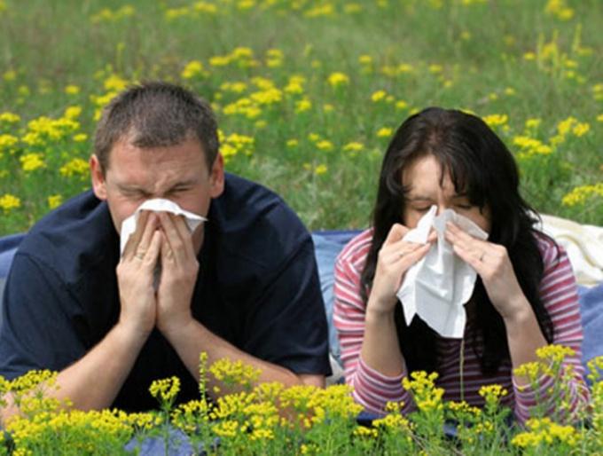 Дозволено заниматься сексом, если на теле аллергия