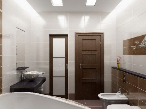 Doors for bathroom and toilet