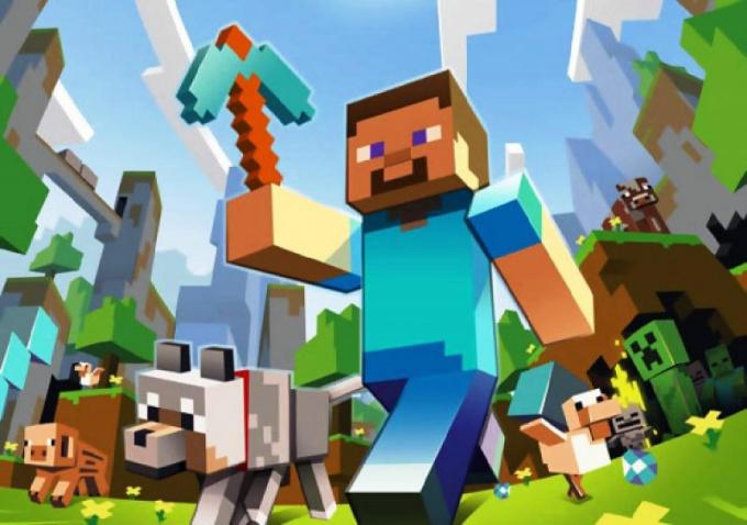 С Minecraft Forge игра заработает правильно