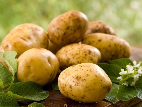 Potato masks
