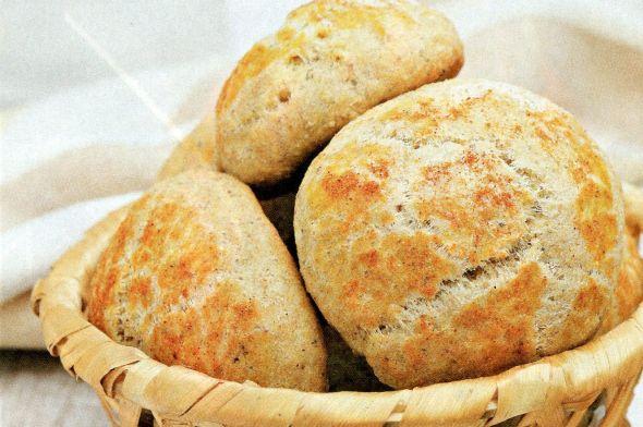 Как приготовить картофельные булочки