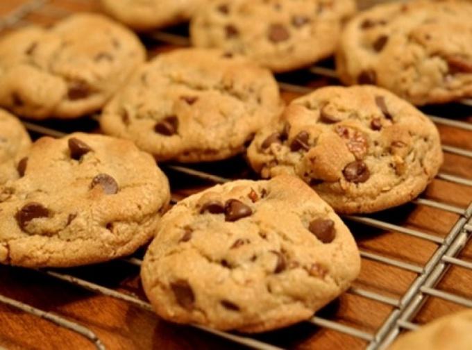 Готовим американское печенье