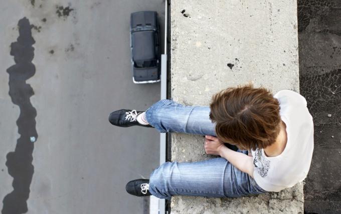 Как распознать потенциального суицидента