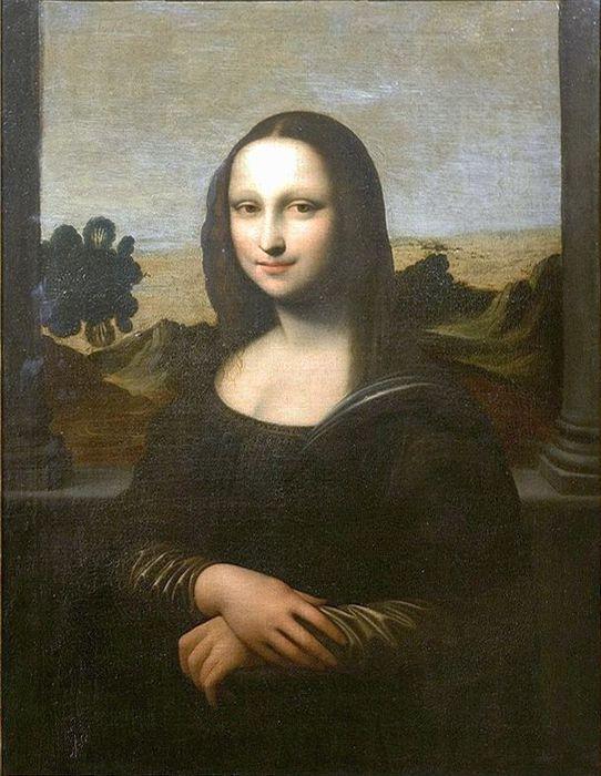 Известные работы Леонардо да Винчи