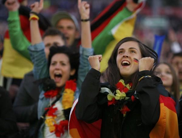 1/4 финала ЧМ 2014 по футболу: Франция - Германия