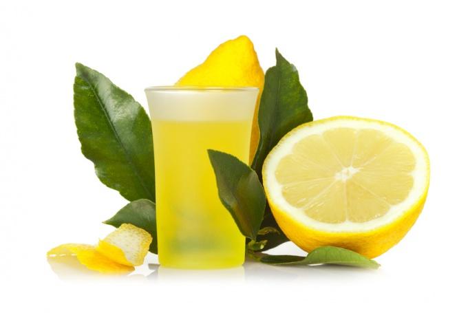 Как приготовить ликер лимончелло