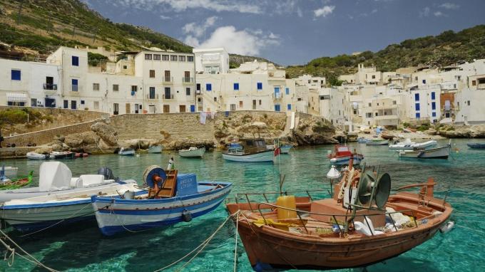 курорты италии фото