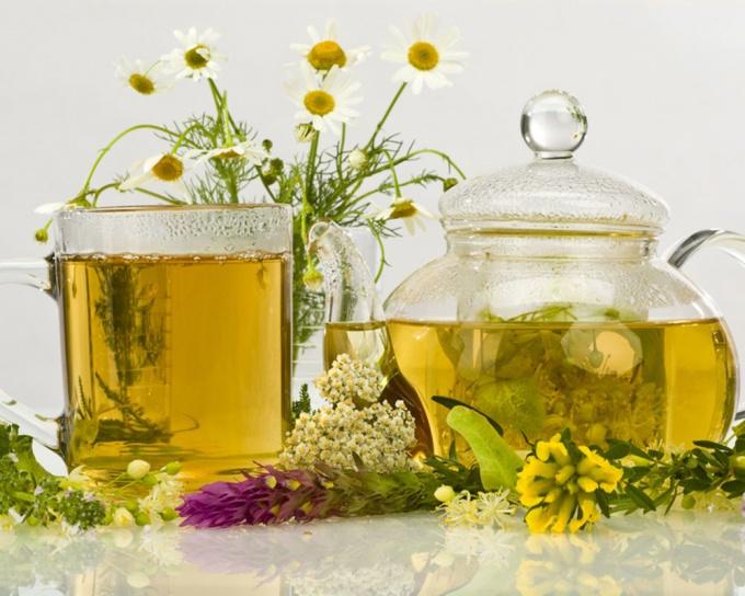 ромашковый чай для похудения