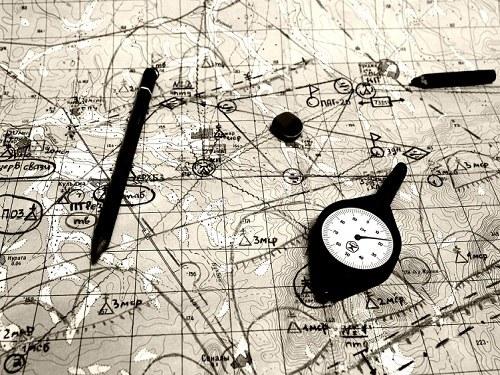 Какими бывают топографические знаки