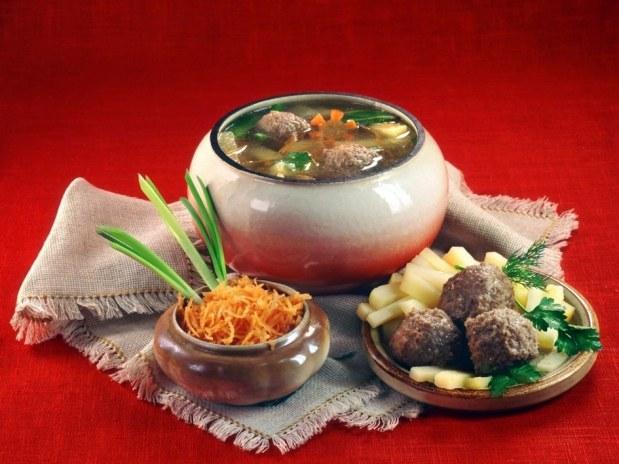 Приготовленные по бабушкиным рецептам блюда вкусны и питательны