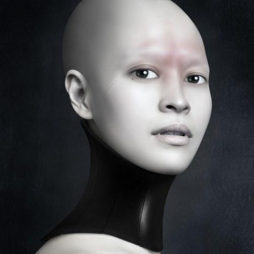 Брови, ресницы, волосы - это атавизмы. У человека будущего их не будет