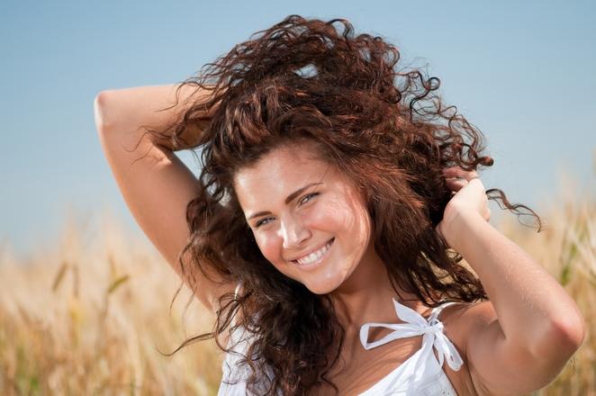 Маски для волос, поврежденных солнцем