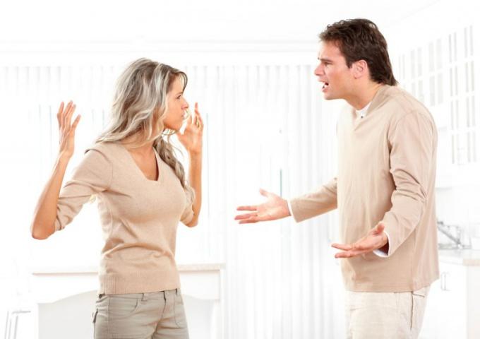 Поведение в конфликте требует терпения и высокого самоконтроля