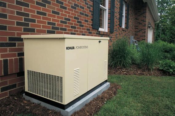 генератор для дома фото