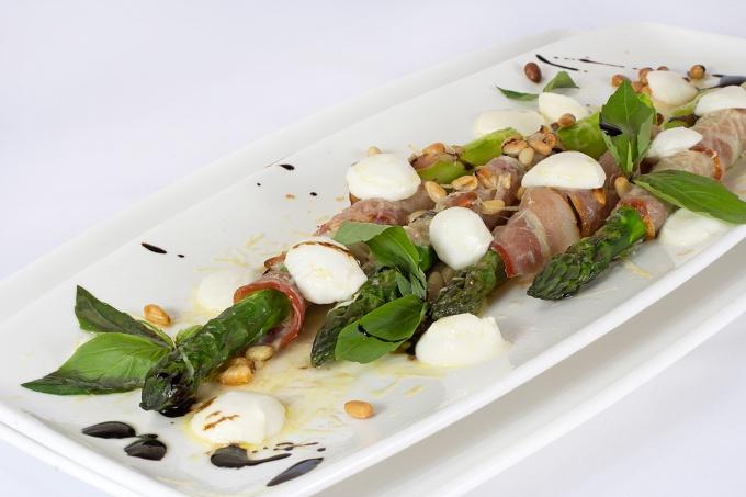 Салат с беконом рецепты