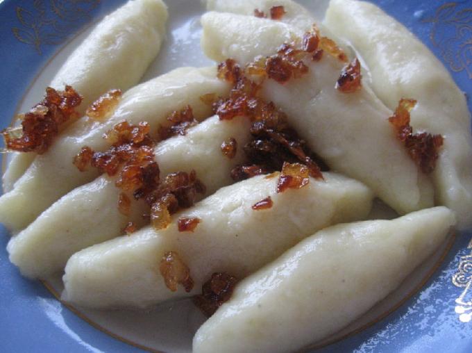 Как приготовить ленивые вареники с картошкой