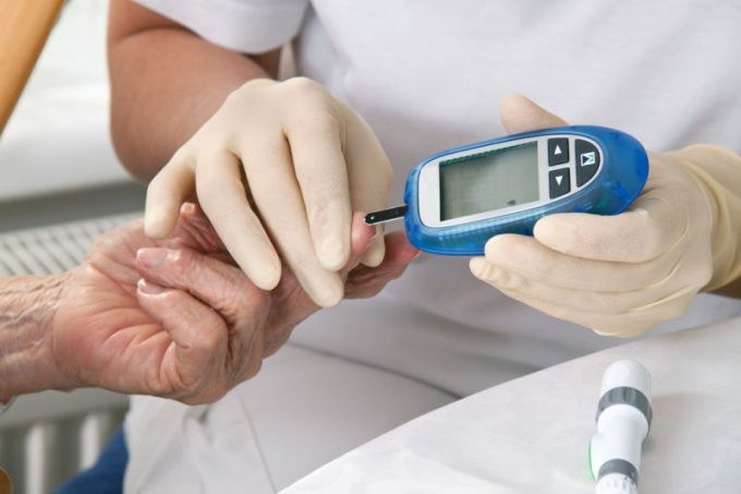 What are the signs of high blood sugar