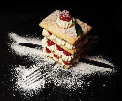 Как приготовить пирожное «Мильфей»