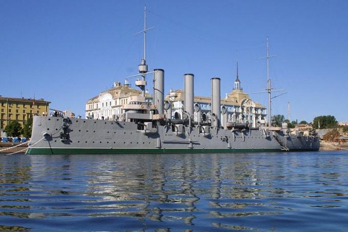 Экскурсия на Аврору в Санкт-Петербурге