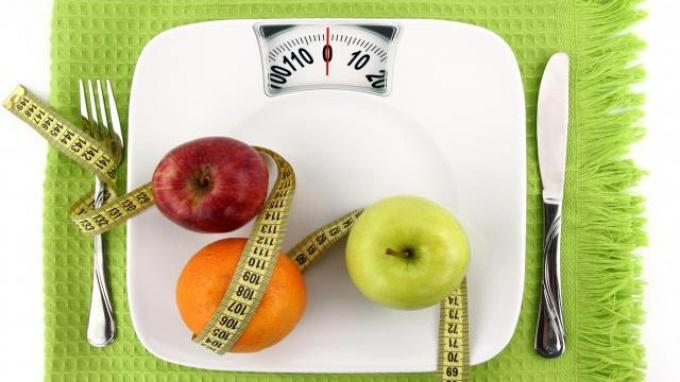 Мифы в борьбе с лишними килограммами