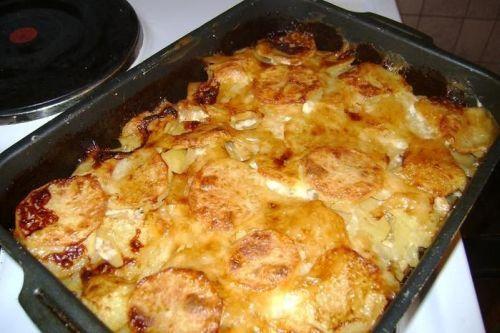 Как приготовить мясо, запеченное с картофелем