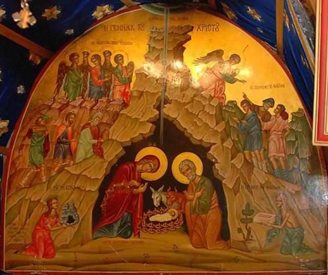 Какие церковные праздники есть в январе