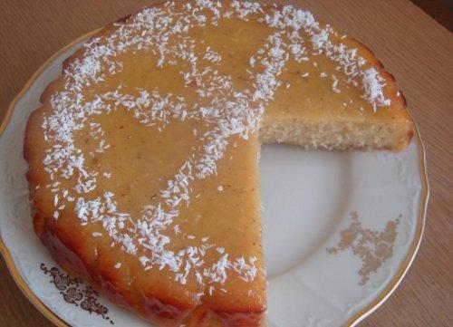 Как приготовить пирог «Харисе»