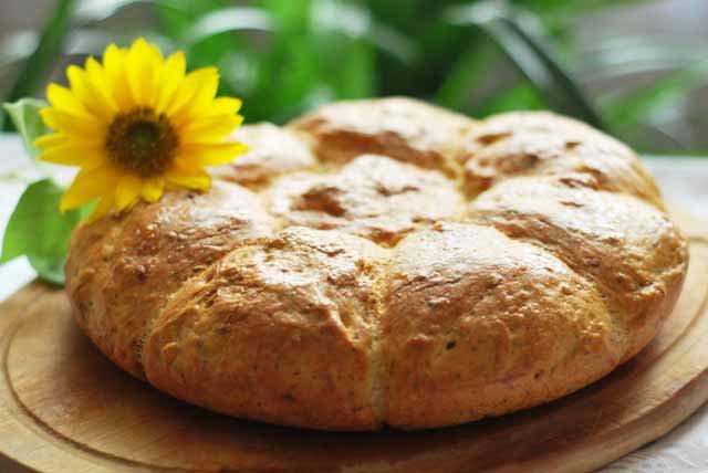 Как приготовить огуречный хлеб