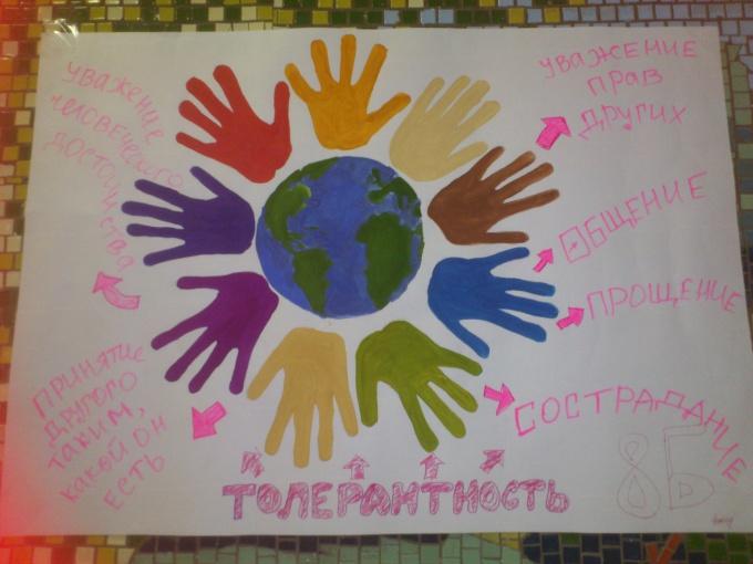 Проблема воспитания толерантности и у подростков
