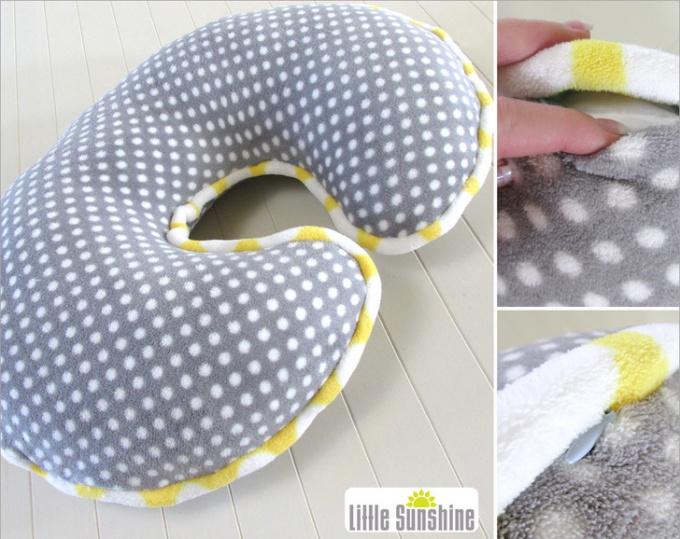 Подушку для ребенка сшить фото 297