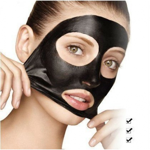 How to clear pores on face using activated charcoal and gelatin