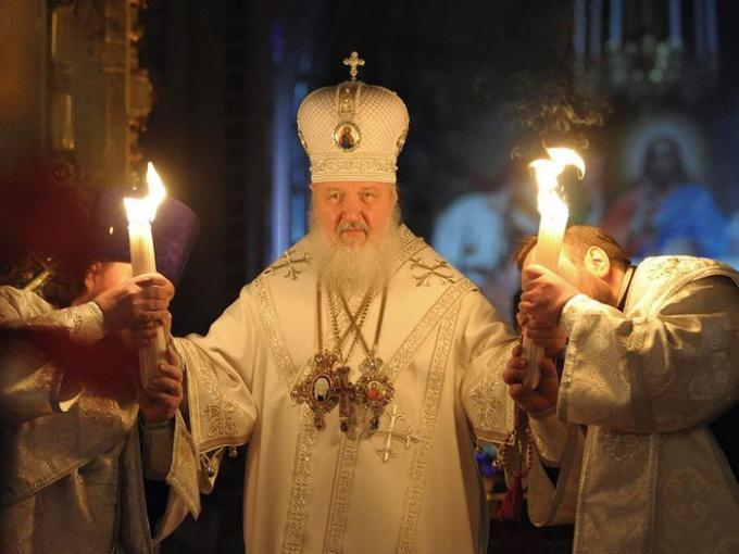 Как проходит православное богослужение на Пасху