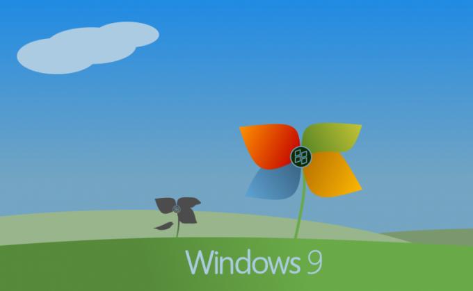 Когда выйдет windows  9