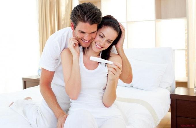 Может ли тест показать беременность на следующий день после зачатия