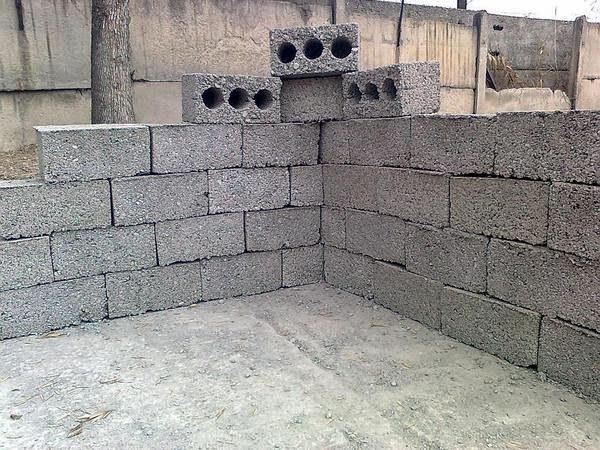 Какой фундамент нужен для шлакоблочного дома