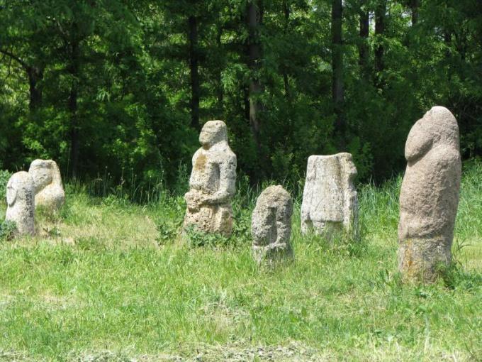 """Как проехать на """"Каменные могилы"""""""