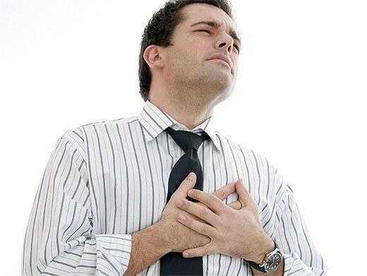 Что делать при ноющей боли в груди