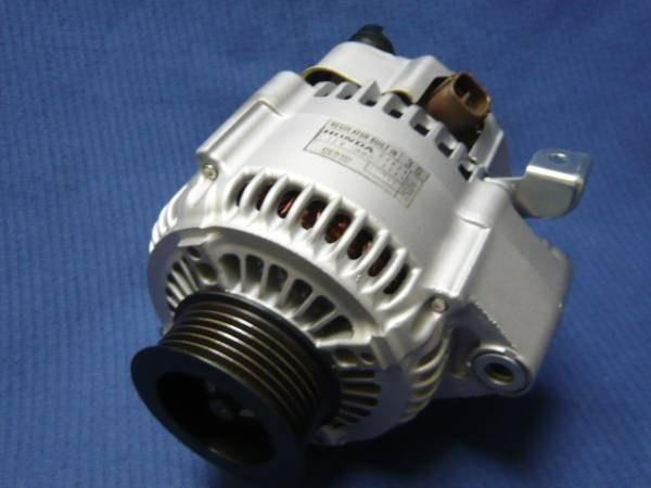 Общий вид автомобильного генератора