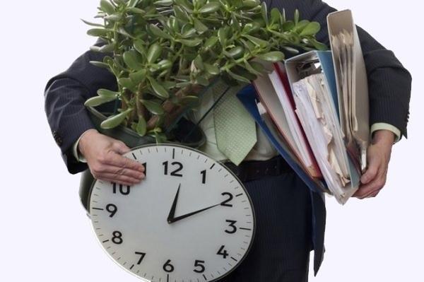 Как уволиться с временной работы