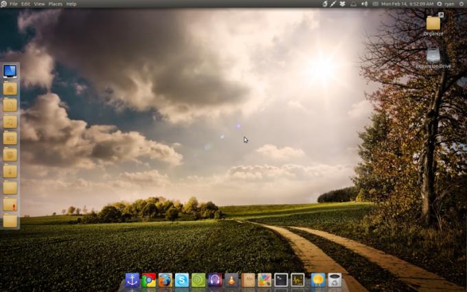 Kak smenit' parol v Ubuntu