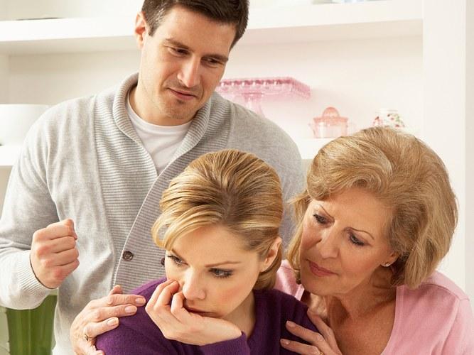 Постоянные советы мамы могут стать причиной раздора в семье