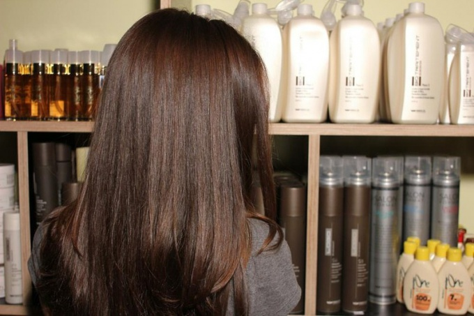 Which professional shampoo to choose for hair