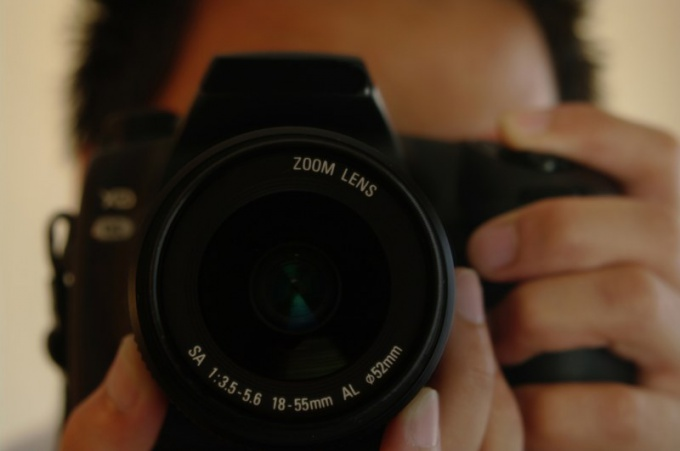 Как делать интересные фото