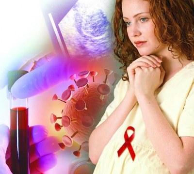 Как себя чувствует беременная девушка с ВИЧ