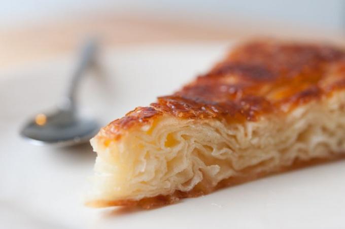 Как приготовить бретонский масляный пирог