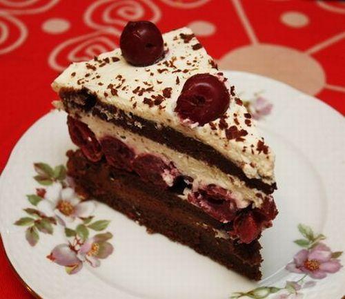 Ирландский шоколадный торт с Гиннессом
