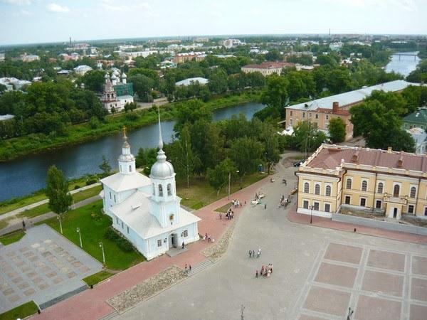 Население Вологды: краткий обзор