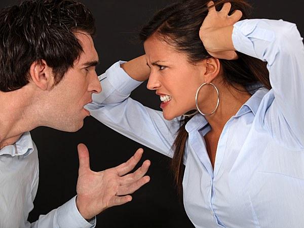 Как держать себя в руках во время ссоры?