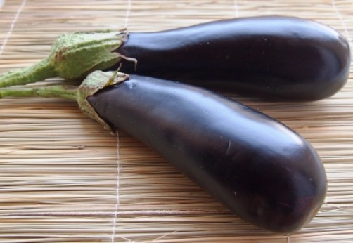 Eggplant in the fight against Smoking